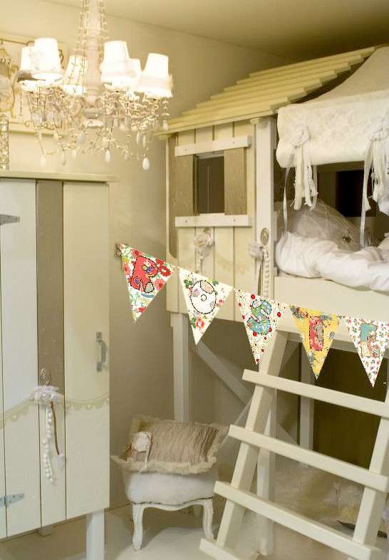 Treehouse bedrooms | Oleana's Blog