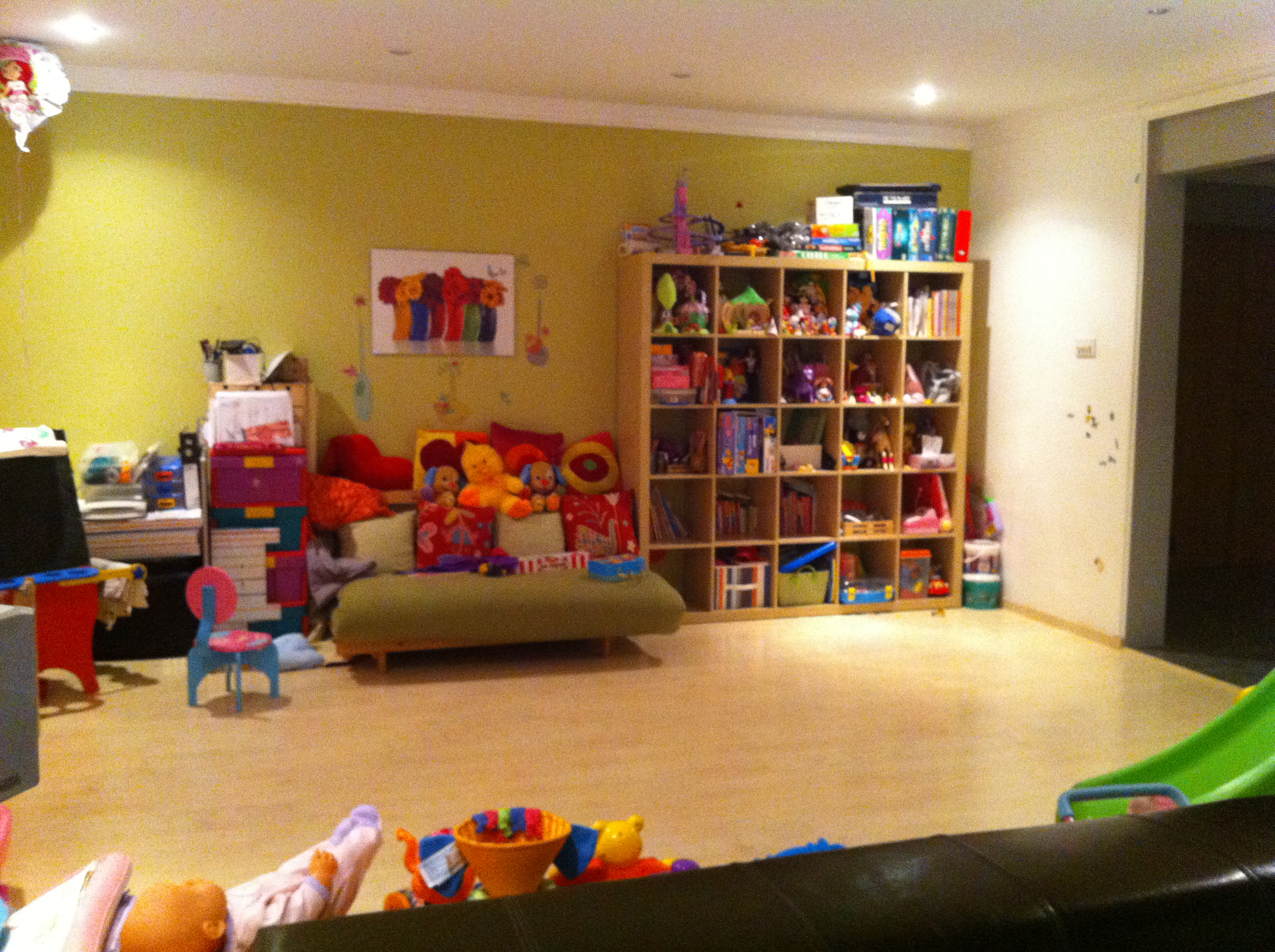 JampZs Colorful Playroom Oleanas Blog