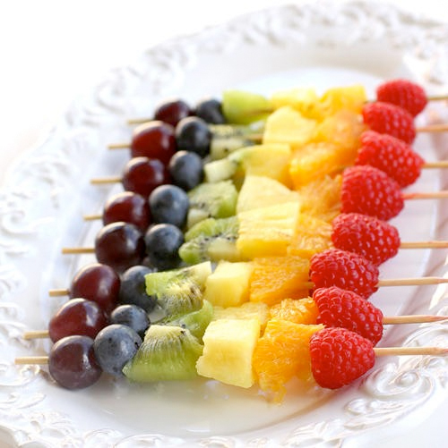 how to make fruit snacks at home
