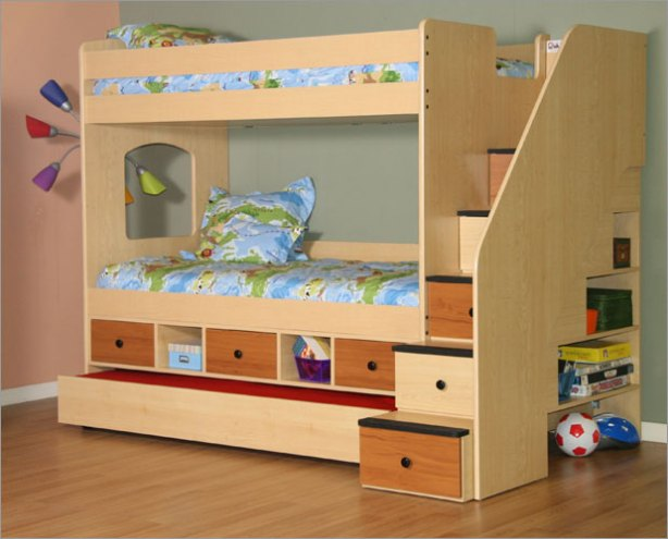 woodworking plans for bunk beds