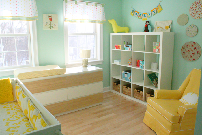 Green & Yellow Nursery